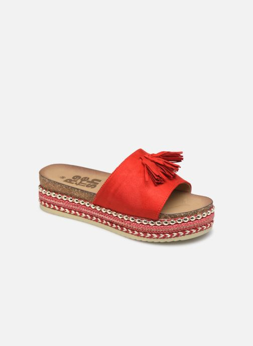 Espadrilles Xti 64348 Red detailed view/ Pair view