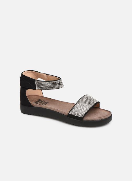 Sandals Xti 64441 Black detailed view/ Pair view