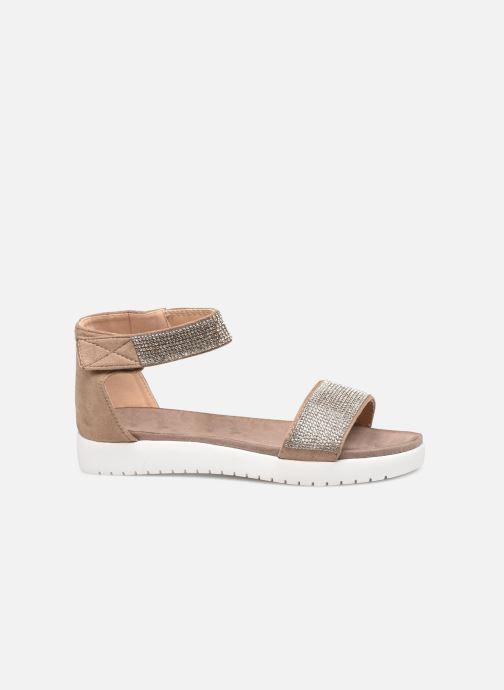 Sandales et nu-pieds Xti 64441 Gris vue derrière