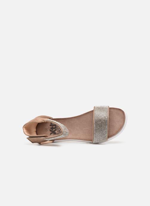 Sandales et nu-pieds Xti 64441 Gris vue gauche