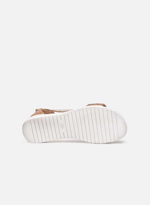 Sandales et nu-pieds Xti 64441 Gris vue haut