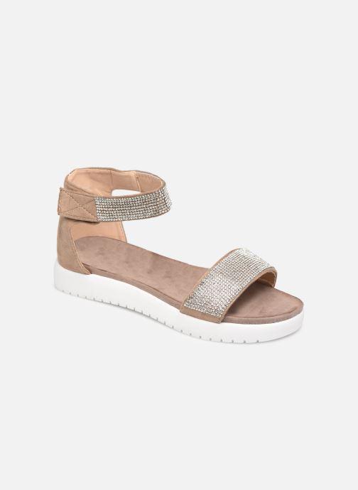 Sandales et nu-pieds Xti 64441 Gris vue détail/paire