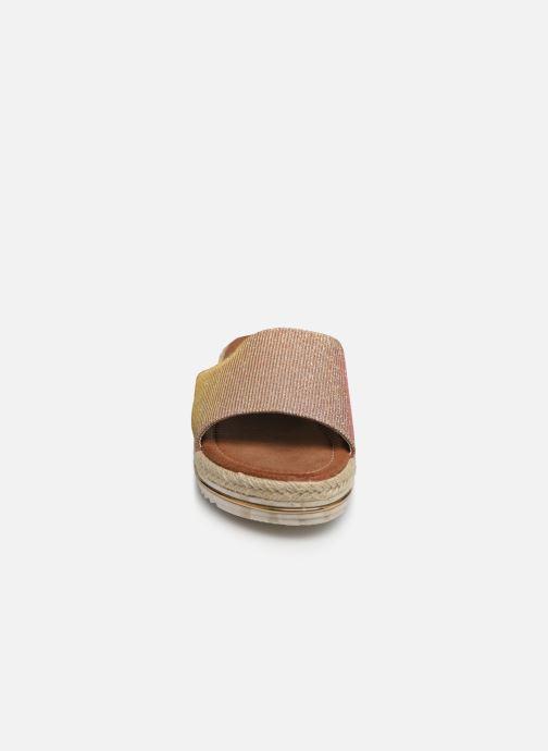 Espadrilles Xti 64449 Rose vue portées chaussures