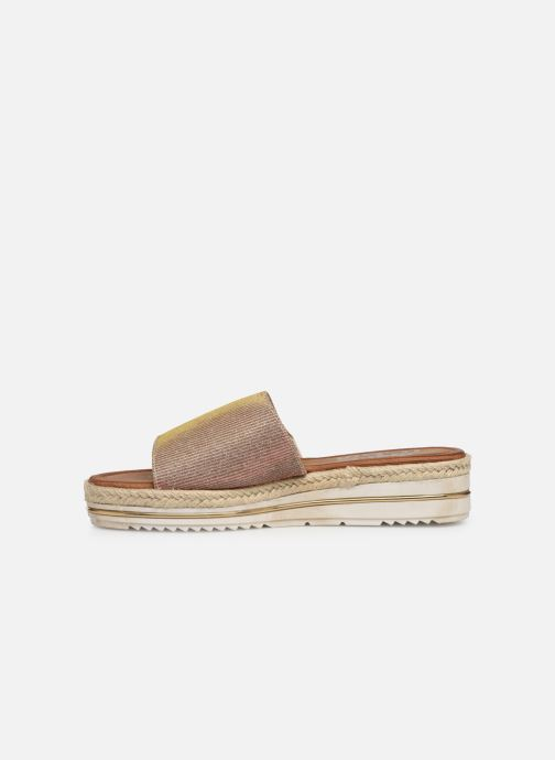 Espadrilles Xti 64449 Pink front view