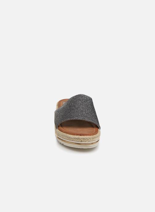 Espadrilles Xti 64449 Argent vue portées chaussures
