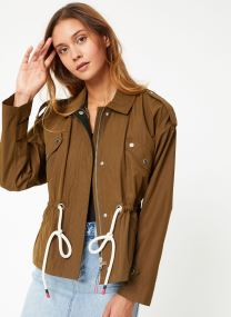 Veste blouson - Loose fit military jacket with spe