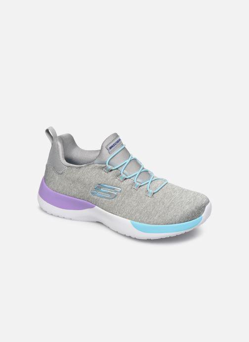 Chaussures de sport Skechers Dynamight-Break-Through Gris vue détail/paire