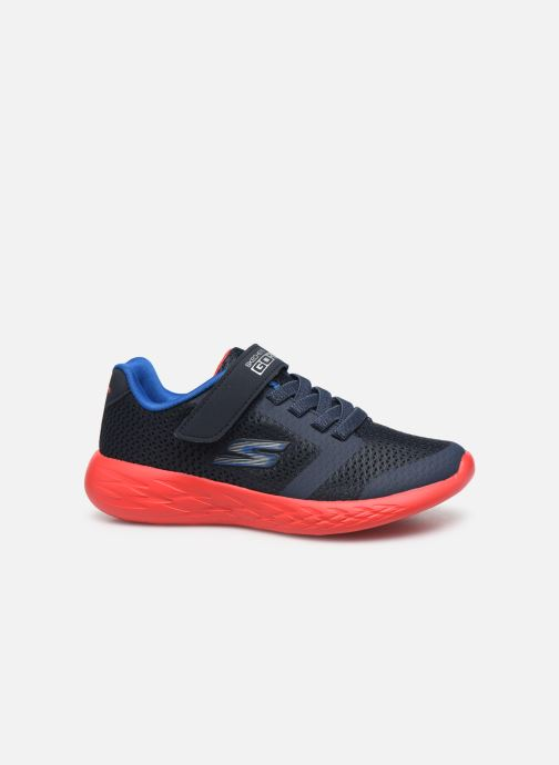 Sport shoes Skechers Go Run 600- Roxlo Blue back view