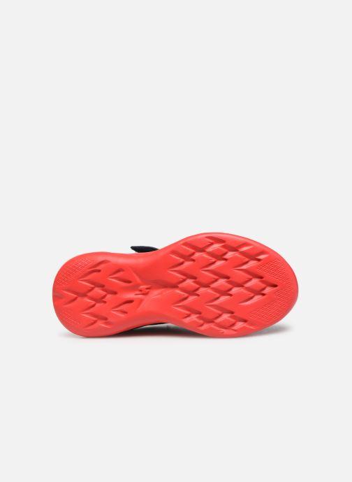 Chaussures de sport Skechers Go Run 600- Roxlo Bleu vue haut