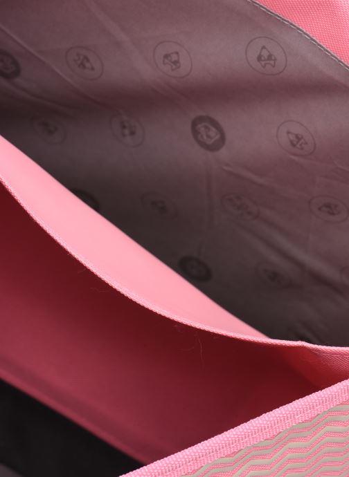 Schooltassen Pol Fox CARTABLE REVERSIBLE 38CM Roze achterkant
