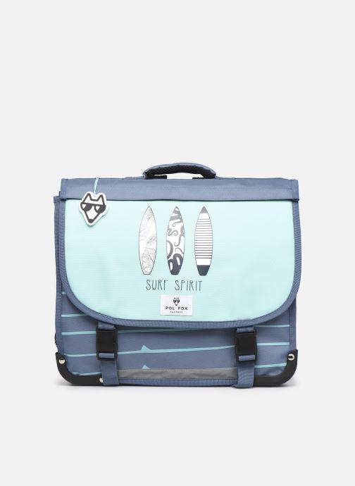 Scolaire Pol Fox CARTABLE REVERSIBLE 38CM Bleu vue détail/paire
