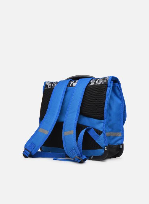 Scolaire Pol Fox CARTABLE 38CM CLASSIQUE Bleu vue droite