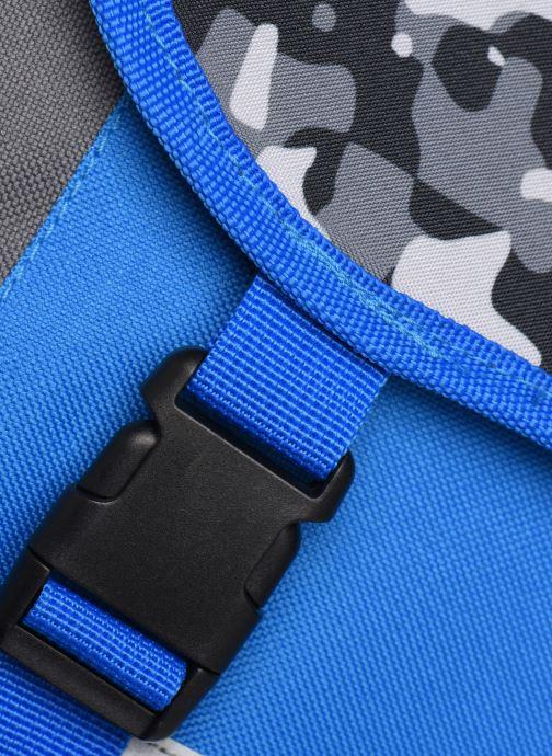 Scolaire Pol Fox CARTABLE 38CM CLASSIQUE Bleu vue gauche