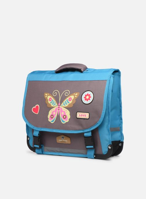 Schooltassen Pol Fox CARTABLE 38CM CLASSIQUE Blauw model