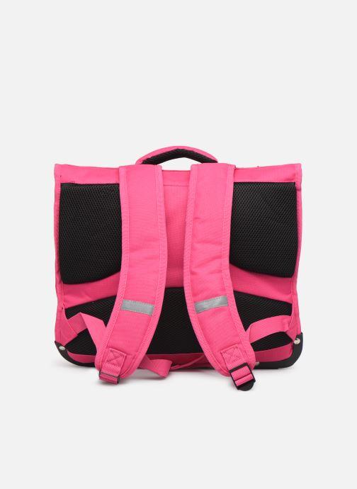 Skoletasker Pol Fox CARTABLE 38CM CLASSIQUE Pink se forfra
