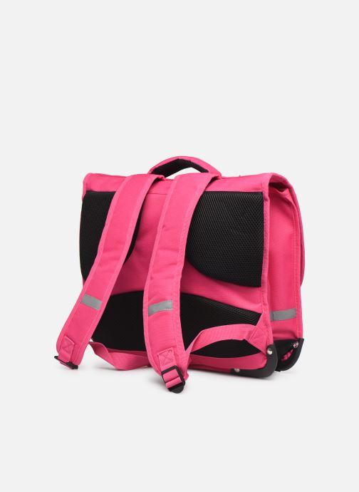 Skoletasker Pol Fox CARTABLE 38CM CLASSIQUE Pink Se fra højre