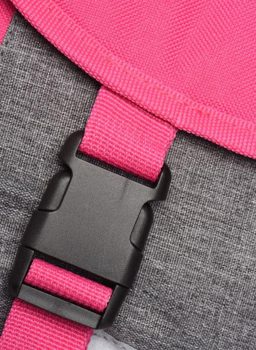 Skoletasker Pol Fox CARTABLE 38CM CLASSIQUE Pink se fra venstre