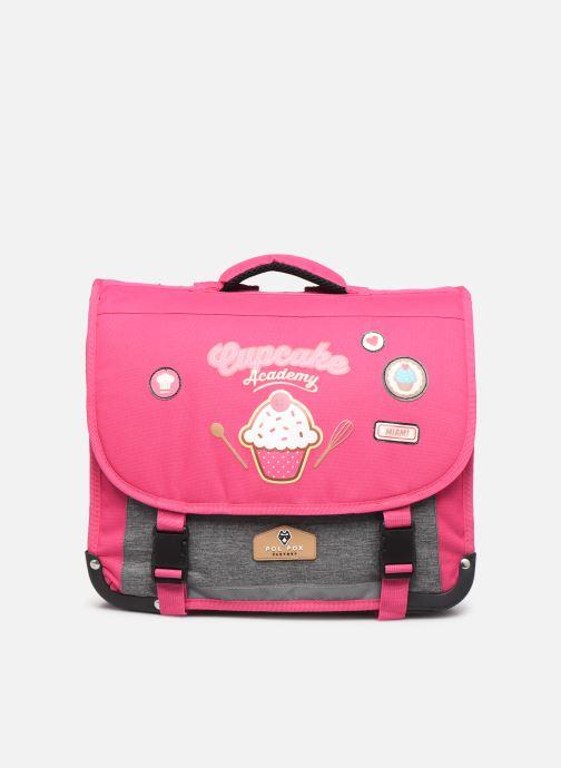 Skoletasker Pol Fox CARTABLE 38CM CLASSIQUE Pink detaljeret billede af skoene