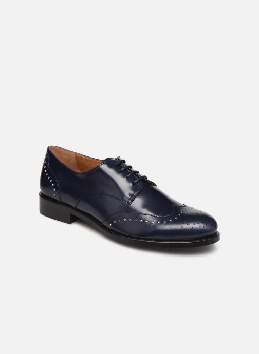 Zapatos con cordones Georgia Rose Edda Azul vista de detalle / par