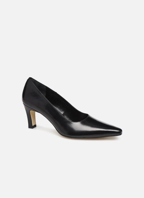 High heels Georgia Rose Ettore Black detailed view/ Pair view