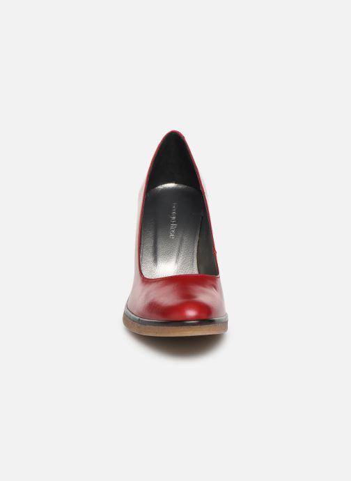 Escarpins Georgia Rose Evaria Rouge vue portées chaussures