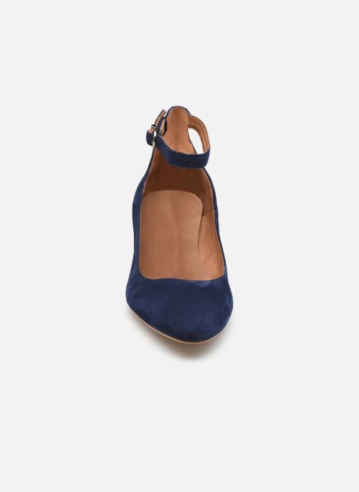 Escarpins Georgia Rose Exeri Bleu vue portées chaussures