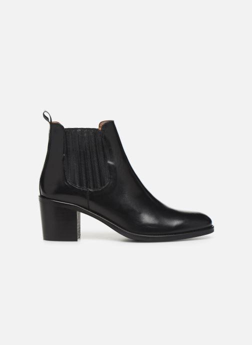 Bottines et boots Georgia Rose Echupa Noir vue derrière
