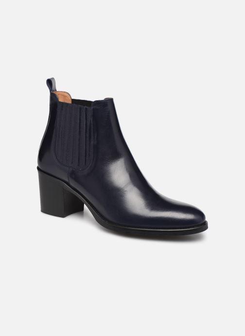 Boots en enkellaarsjes Georgia Rose Echupa Blauw detail