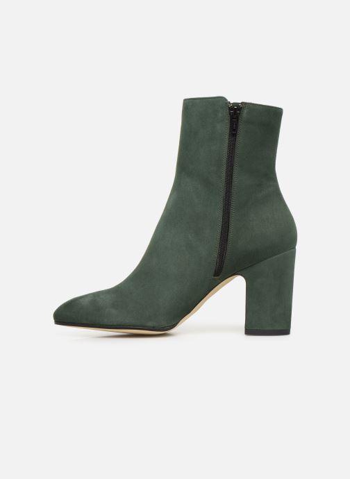 Bottines et boots Georgia Rose Eofficia Vert vue face
