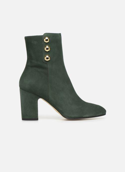 Bottines et boots Georgia Rose Eofficia Vert vue derrière