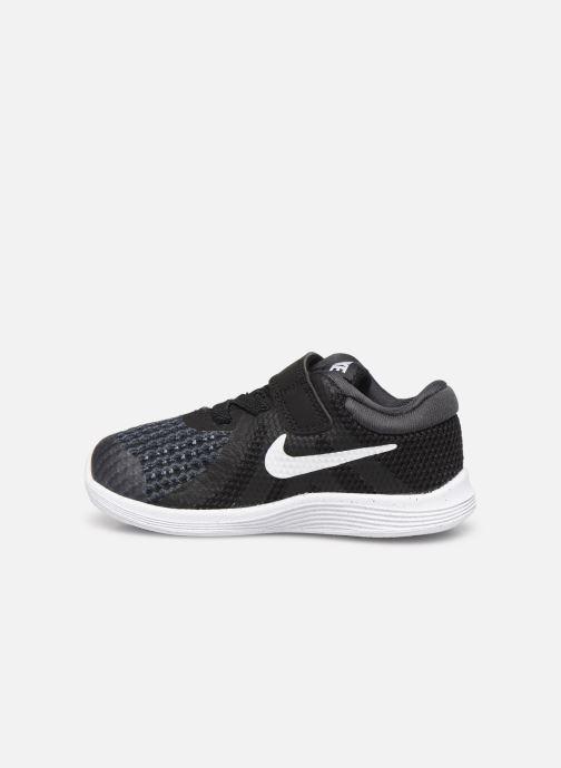 Sneaker Nike Nike Revolution 4 (Tdv) schwarz ansicht von vorne