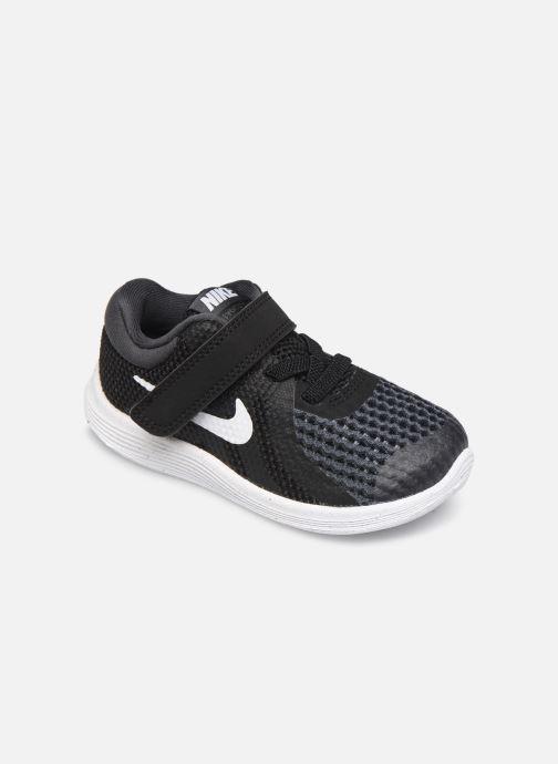 Sneakers Nike Nike Revolution 4 (Tdv) Sort detaljeret billede af skoene