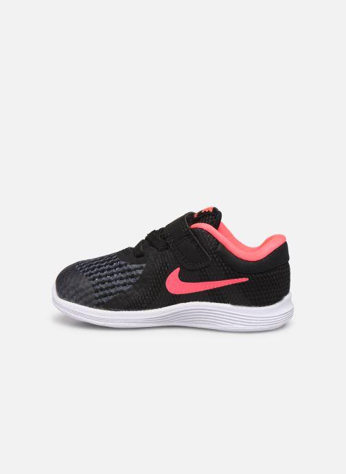 Deportivas Nike Nike Revolution 4 (Tdv) Negro vista de frente