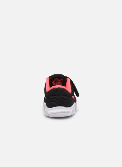 Baskets Nike Nike Revolution 4 (Tdv) Noir vue droite