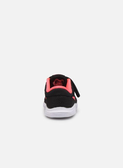 Deportivas Nike Nike Revolution 4 (Tdv) Negro vista lateral derecha