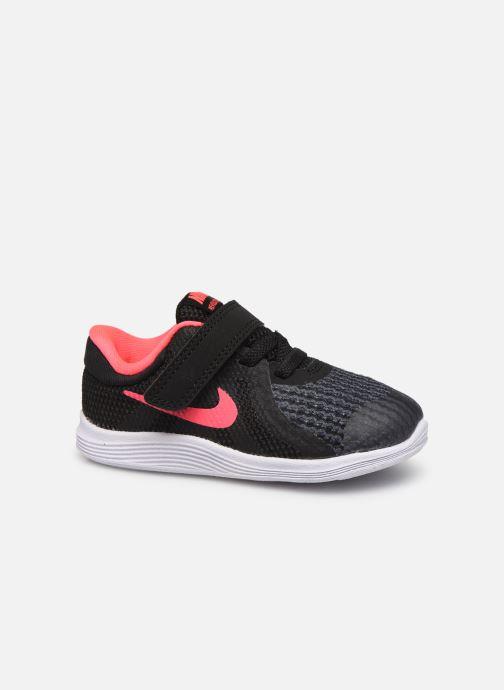 Deportivas Nike Nike Revolution 4 (Tdv) Negro vistra trasera