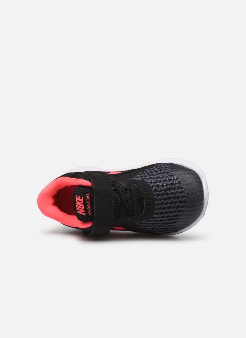 Deportivas Nike Nike Revolution 4 (Tdv) Negro vista lateral izquierda