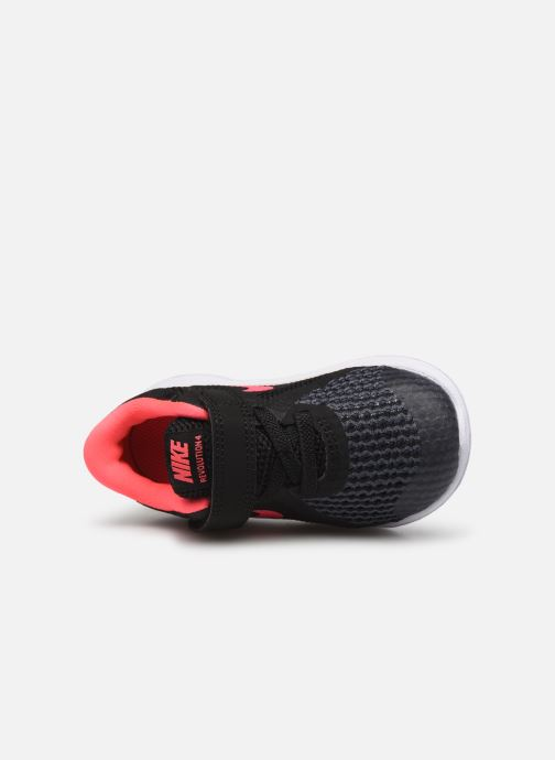 Sneaker Nike Nike Revolution 4 (Tdv) schwarz ansicht von links