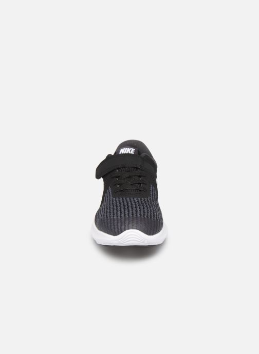 Trainers Nike Nike Revolution 4 (Psv) Black model view