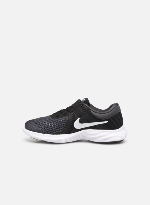 Trainers Nike Nike Revolution 4 (Psv) Black front view