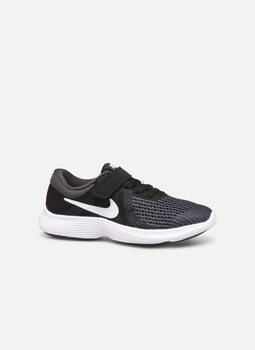 Trainers Nike Nike Revolution 4 (Psv) Black back view