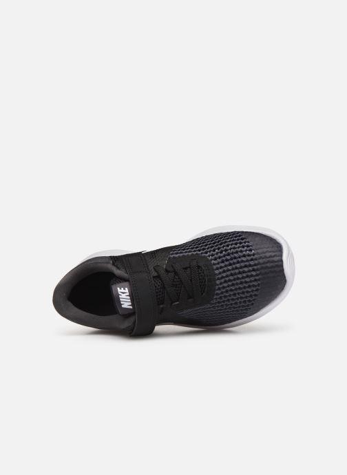 Baskets Nike Nike Revolution 4 (Psv) Noir vue gauche