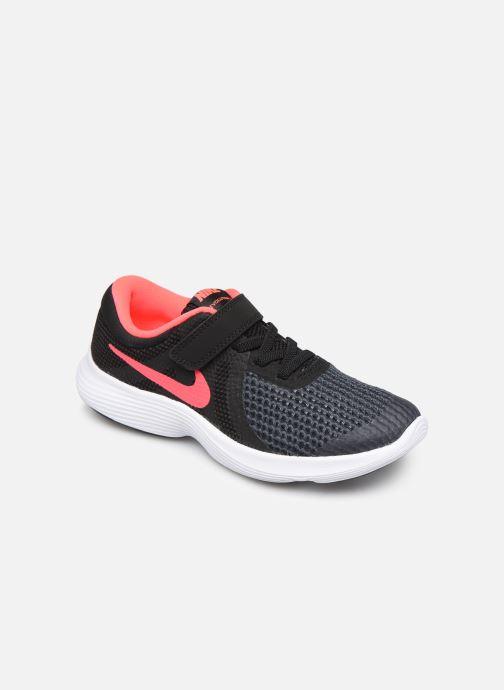 Sneakers Nike Nike Revolution 4 (Psv) Zwart detail