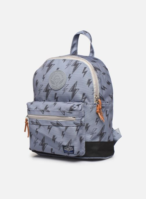School bags Shoesme STORM BACKPACK Grey model view