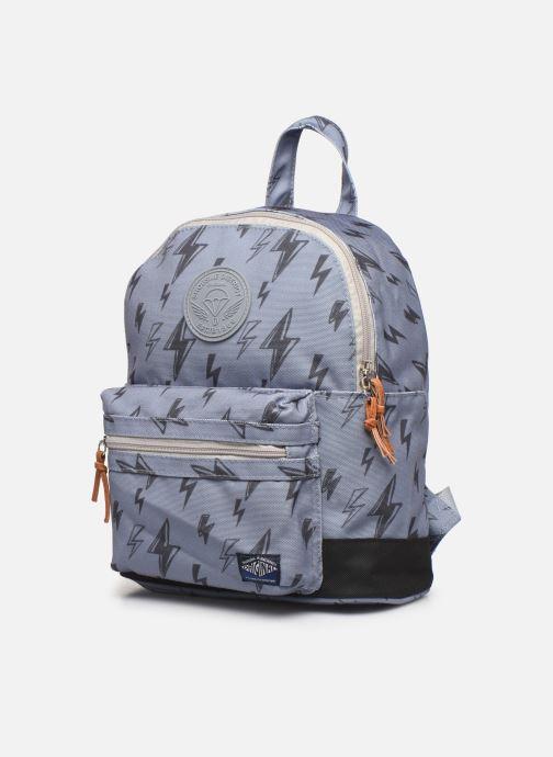 Schooltassen Shoesme STORM BACKPACK Grijs model