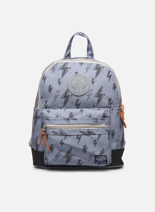 Schooltassen Shoesme STORM BACKPACK Grijs detail