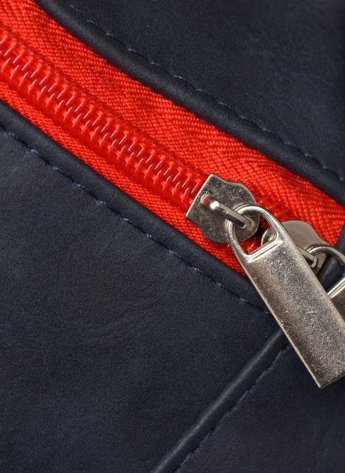 Scolaire Shoesme PATCHS BACKPACK Bleu vue derrière