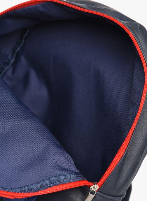 Scolaire Shoesme PATCHS BACKPACK Bleu vue gauche