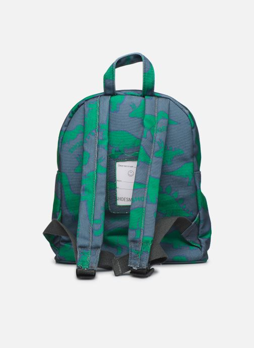 School bags Shoesme DINO BACKPACK Blue front view