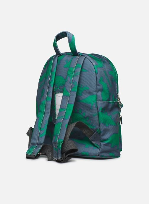 School bags Shoesme DINO BACKPACK Blue view from the right